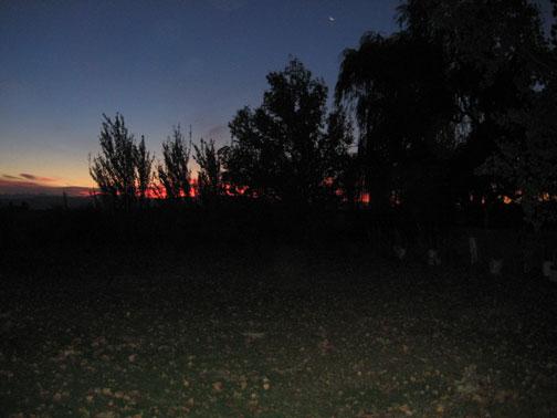 october-dawn