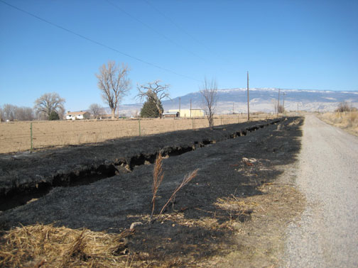 ditch-is-burned