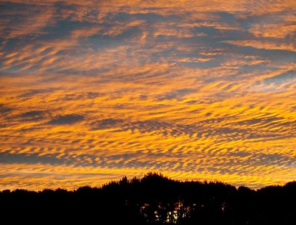 Sun-in-the-clouds
