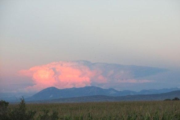 Paonia-Mountains