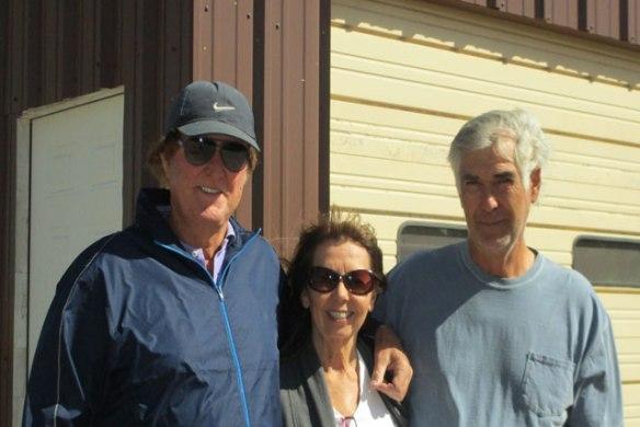 Roger, Charlott, Terry