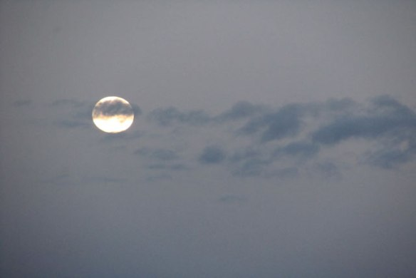 Clouds-and-Moon
