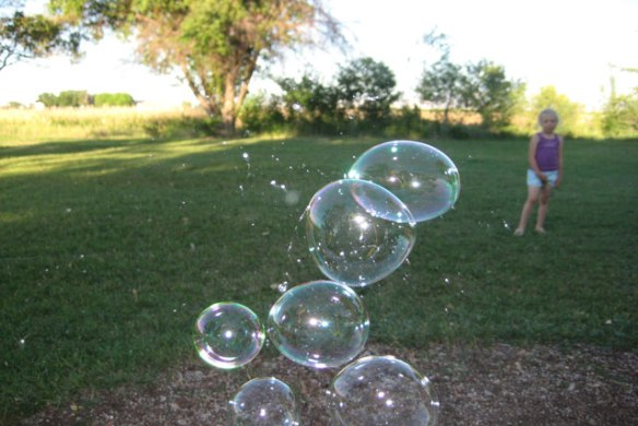 Tiny-Bubbles