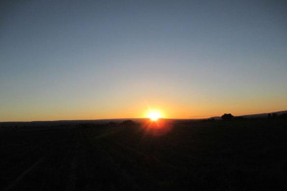Canyon-Sun