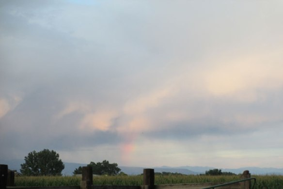 Almost-a-Rainbow