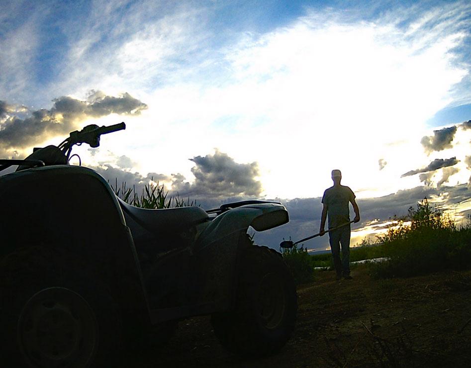 Life on a Colorado Farm